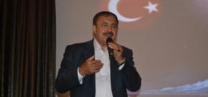 """Bakan Eroğlu'undan sandık görevlilerine tavsiyeler; """"Bir oy bir oydur, bazen bir oyla bir milletvekilinin kaybedildiğine şahit olduk"""""""