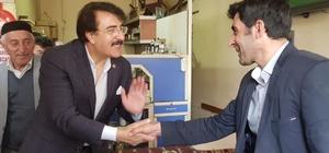 Dadaş Hedefi: AK Lider ufkunda bütünleşmek Aydemir: 'Ölümsüz markamız: Dadaşlık' Aydemir'den Mumcu ve OSB buluşması