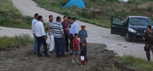Başkan Vekili Çetin, 12 yıllık sorunu çözdü
