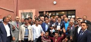Milletvekili Aydemir Ak Dava'yı paylaştı Aydemir Alvar'ın konuğuydu