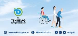 Engelli ve yaşlı vatandaşlara seçim sandığı hizmeti