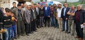 """Başkan Öz: """"Dadaşlar 24 Haziran'da yedi düvele demokrasi dersi verecek"""""""