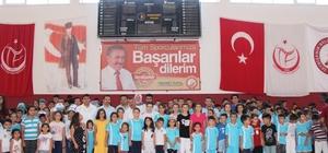 Seydişehir Belediyesi Yaz Spor Okulları kayıtları sürüyor
