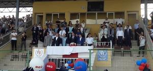 BEÜ Çaycuma MYO ve Gökçebey Mithat-Mehmet Çanakçı MYO görkemli bir törenle mezunlarını verdi