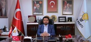 """Ercik: """"24 Haziran'da Türkiye ayağındaki prangalardan kurtulacak"""" AK Parti Mersin İl Başkanı Cesim Ercik: """"Türkiye'nin 2023 hedeflerine ulaşabilmesi için son anahtar, 24 Haziran'da yapılacak olan seçimlerde"""" """"İnanıyorum ki milletimiz, yine istikrardan, yine güvenden, yine güçlü Türkiye'den yana oy kullanacak"""""""