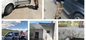 Jandarmadan 314 personelle uyuşturucu uygulaması