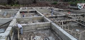 Çocuk Üniversitesi'nin ek binasında çalışmalar başladı