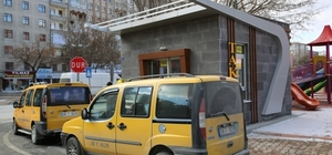 Melikgazi'den 3 Ayrı Semtte 3 Adet Taksi Durağı