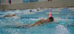 Adıyaman Üniversitesi Yarı Olimpik Yüzme Havuzu vatandaşın hizmetine açıldı