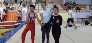 Adıyamanlı özel sporcular Türkiye birinciliği ve ikinciliği elde etti