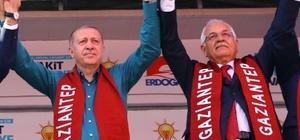 """Milletvekili Mehmet Erdoğan, """"Gaziantep'te oy patlaması yapacağız"""""""