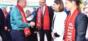 Milletvekili Koçer'den Gazianteplilere teşekkür