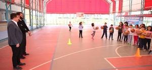 Selçukbey Spor Eğitim Merkezi sporcu fabrikası gibi hizmet veriyor