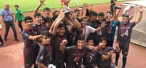 Meramlı Karakartallar Türkiye Şampiyonu oldu
