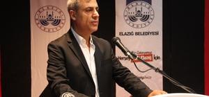Elazığspor'da yeni başkan Mustafa Yümlü oldu