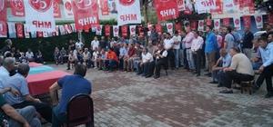 """MHP Genel Sekreteri İsmet Büyükataman: """"Bu seçim sonuçlarını oldubittiye getirmeye, hatta bir dış müdahaleye zemin oluşturmaya çalışanlar var"""" """"Türkiye'nin huzuru, güvenliği ve siyasi istikrarı üzerine hesabı olan, kapalı kapılar ardında küresel çetelerle iş tutanlar kimlerse, bu Cumhur İttifakı'ndan rahatsız olan da onlardır"""""""