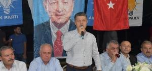"""AK Parti'li Özkan: """"AK Parti'nin yeni bir başarı hikayesini okuyacağız"""""""