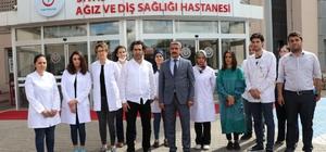 Sivas'ta hasta yakınının doktoru darbettiği iddiası