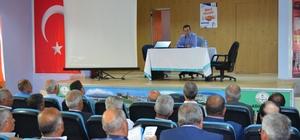 Adilcevaz'da 'İmar Barışı' konulu bilgilendirme toplantısı