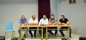 Başkan Üzülmez, Arslanbey FK kongresine katıldı