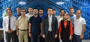 Kodlama ve robotik eğitimini alan kursiyerlere sertifikaları verildi