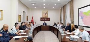 Kilis'te seçim güvenliği toplantısı
