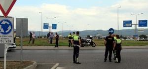 Muğla'da polis şüpheli kovalamacası