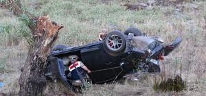 Siverek'te trafik kazası: 1 ölü, 5 yaralı
