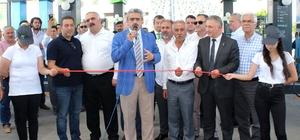 """Başkan Alıcık, """"Nazilli'ye yatırım yapanlar karşılığını alacak"""""""