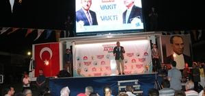 """Bakan Çavuşoğlu: """"Her yerde güçlüyüz"""""""