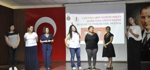 GKV'den çocuk istismarının önlenmesi semineri
