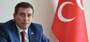 """MHP'den seçmenlerine çağrı Milliyetçi Hareket Partisi Bilecik Merkez İlçe Başkanı Talha Özkan; """"Cumhurbaşkanlığında Recep Tayyip Erdoğan, mecliste ise, MHP'nin desteklenmesi hayati derecede elzemdir"""" """"Millet Aklı, Cumhur İttifakında' vücut bulmuştur"""" """"Bu ittifakın Cumhurbaşkanı adayı Recep Tayyip Erdoğan'dır"""""""