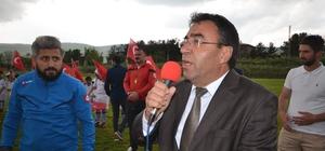 Sarıkamış'ta yaz spor okulları açılışı yapıldı