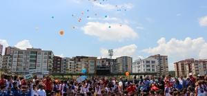 Atakum Belediyespor sezonu açtı