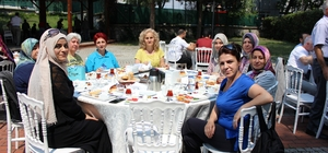Başkan Dündar, sandık görevlileriyle buluştu