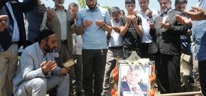 Eski vekil Nurettin Yılmaz Cizre'de son yolculuğuna uğurlandı