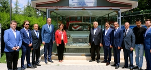 "Eskişehir'de ""Demokrasi Konvoyu"""