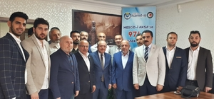 """Hak-İş Genel Başkanı Arslan'dan Soros'a tepki Hak-İş Genel Başkanı Mahmut Arslan: """"Soros'un dediği mi olacak milletin dediği mi olacak"""""""