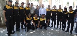 Belediye Başkanı Nihat Çiftçi Balıklıgöl'de inceleme yaptı