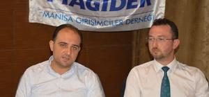 MAGİDER üyeleri Baybatur'u dinledi