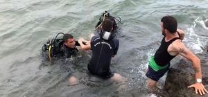 Samsun'da denizde can pazarı Denize giren 3 arkadaş boğulma tehlikesi geçirdi
