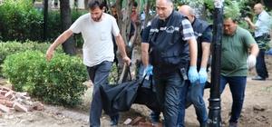 Çanakkale'de Halk Bahçesi'nde erkek cesedi bulundu