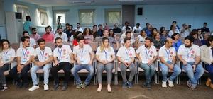 Dünya ikincisi uzay takımı, başarı hikayesini söyleşide paylaştı