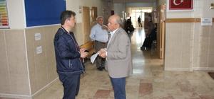Afyonkarahisar'da oy kullanma işlemleri başladı