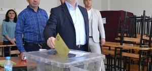 HDP Eş Genel Başkanı Temelli oyunu kullandı