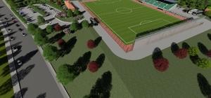 Başiskele Yuvacık'a futbol sahası