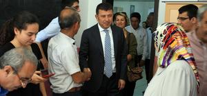 CHP Genel Başkan Yardımcısı Ağbaba, oyunu kullandı
