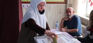 Nevşehir'de 210 bin 520 seçmen sandık başına gidiyor