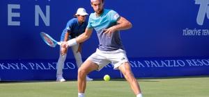 Tenis: Turkish Airlines Antalya Open Turnuvası