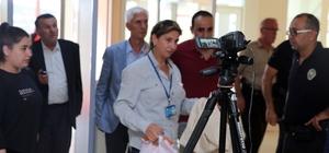 Edirne'de oy çuvalları kamerayla kayıt altına alındı